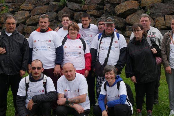 Vendredi 14 juin, à Clermont-Ferrand, des salariés de la zone d'activité du Brézet sont invités à participer à la Journée de la forme