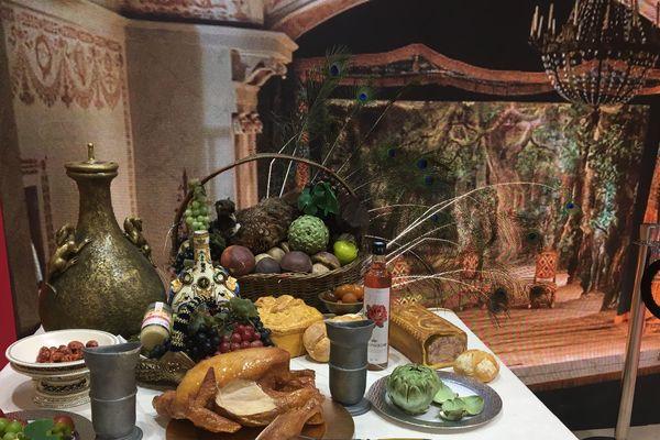 Banquet Renaissance sur le Salon de l'Agriculture
