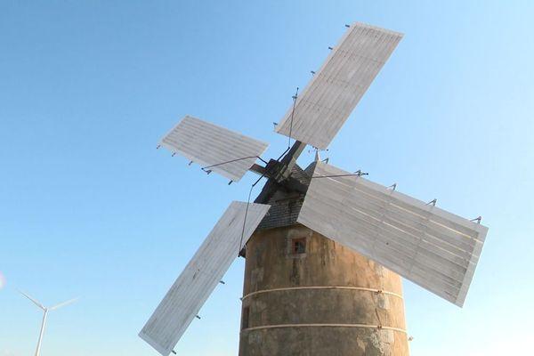 Le moulin de Migé a vu le jour en 1794 dans l'Yonne.