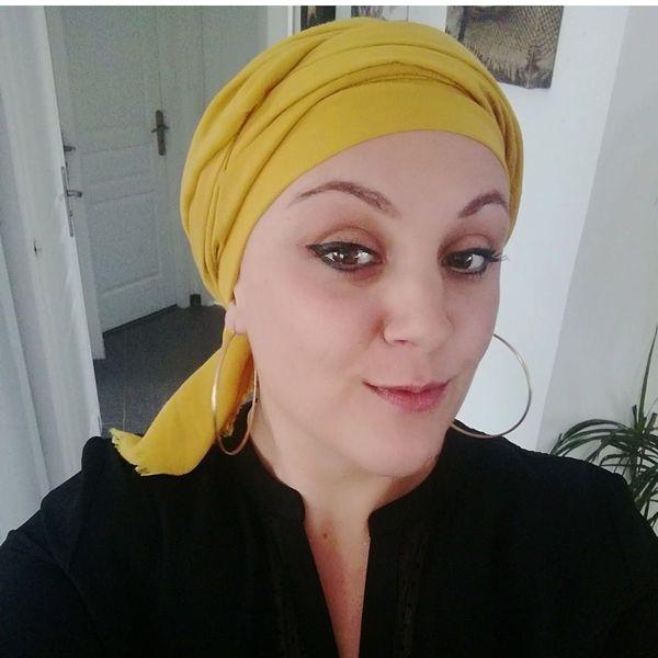 Le cancer grade 3 a été diagnostiqué en juillet 2019. depuis Elise se bat contre la maladie