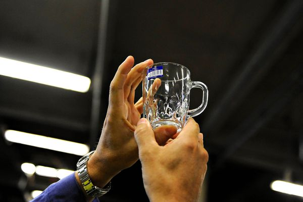 L'entreprise est notamment connue pour ses verres de cantine. Photo d'illustration
