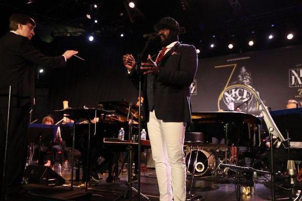 Le concert de Gregory Porter au Nice Jazz Festival a été annulé, puis reporté.