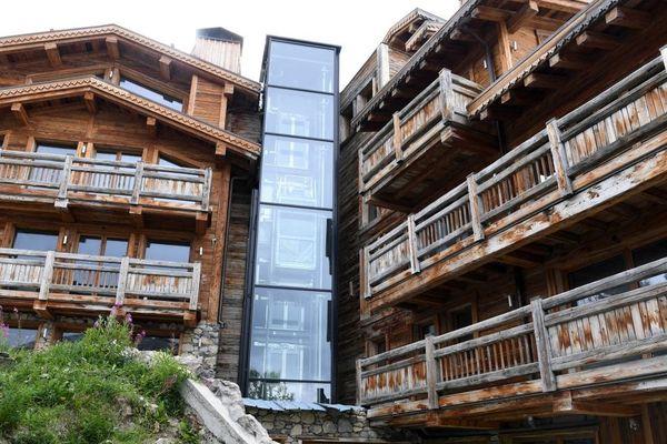 Chalet Apopka à Courchevel en Savoie