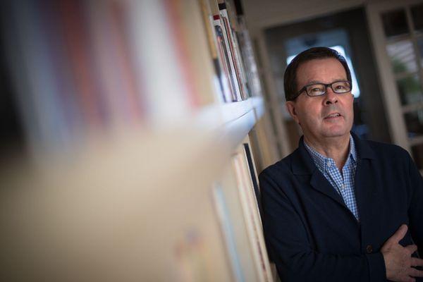 René Martin, l'organisateur de la Folle Journée à Nantes