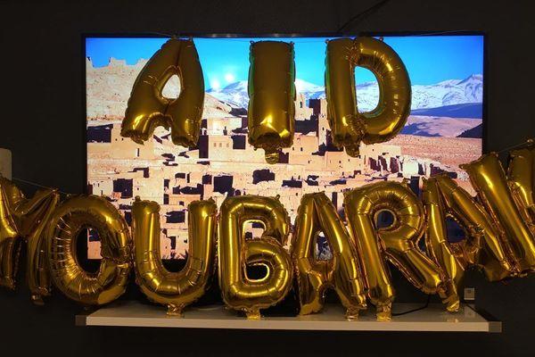 """""""Aïd moubarak"""", signifie """"Bonne fête de l'Aïd"""" - 24.05.20"""