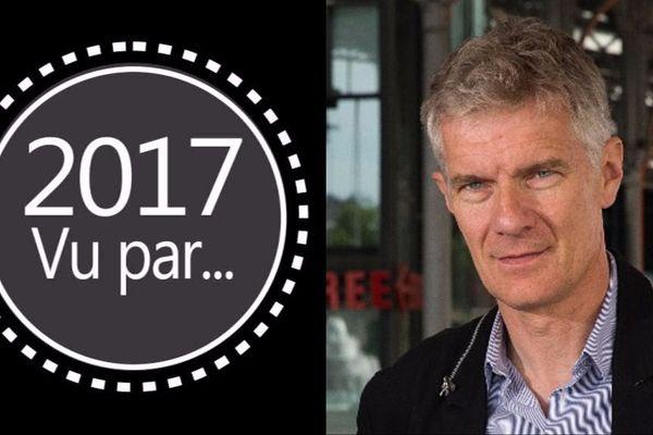 Le conseiller artistique de Lille 3000, Didier Fusillier.