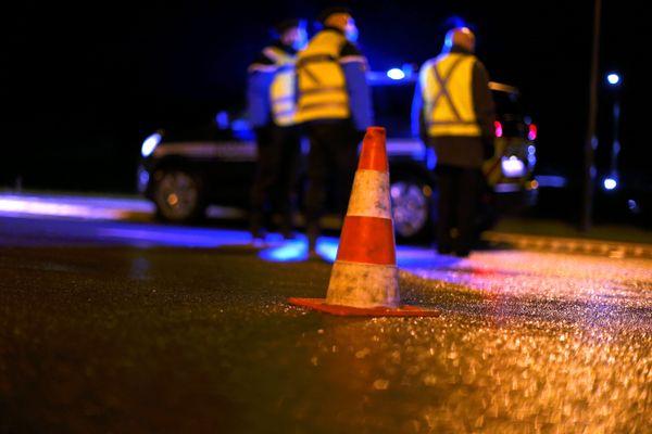 Photo d'illustration-L'accident s'est produit sur une petite route départementale, avant le lever du jour