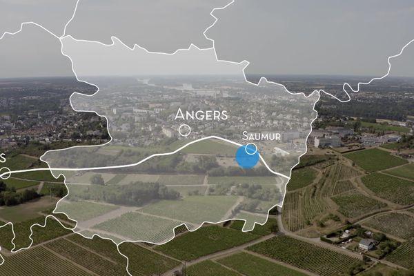Envie Dehors ! dans la région de Saumur