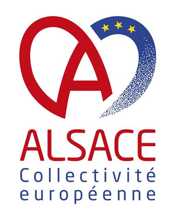 """Le sigle de la CEA reprend le """"A-coeur"""" de la marque Alsace"""