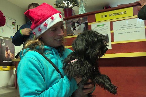 Le Noël des animaux au refuge de Jouvence à Messigny