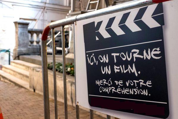 Deuxième région coproductrice de films en France, la région Auvergne-Rhône-Alpes voit tous ses tournages prévus dans les semaines à venir, annulés ou reportés.
