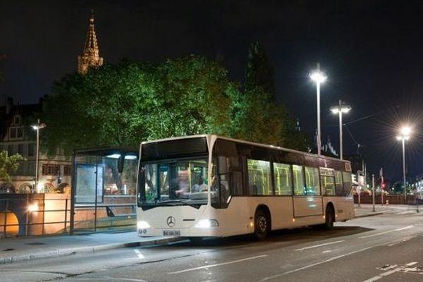 La mesure concerne les bus circulant après 22 heures.