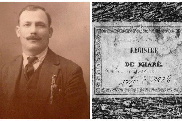 Le Corse Charles Mondolini sera le gardien du phare de La Vieille à la pointe du Raz