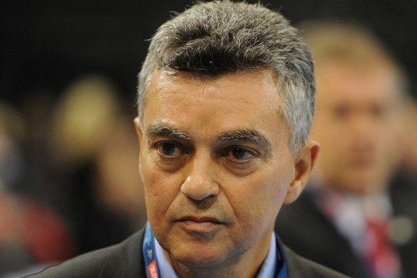Rémi Lévy président du MAHB - archives