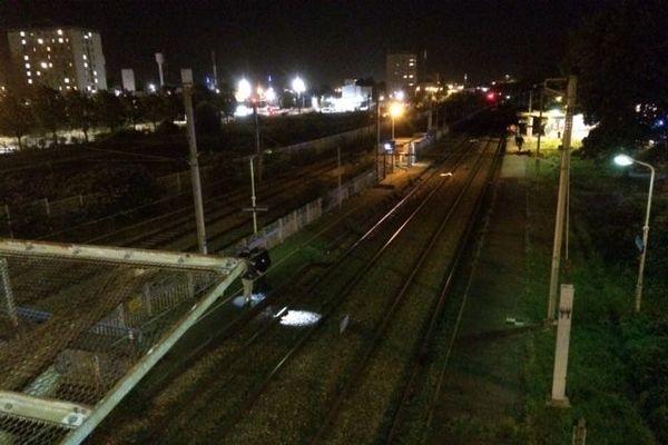 Une femme a été percutée par un train Paris-Le Havre dans la soirée du dimanche 6 septembre.