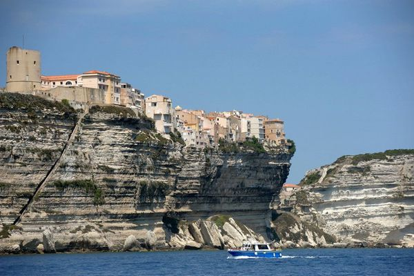 Le tribunal administratif de Bastia a annulé deux permis de construire ne respectant pas le code de l'urbanisme sur la commune de Bonifacio.