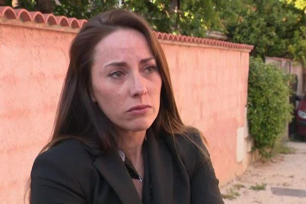 La compagne de Cédric de Pierrepont, soldat tué au Burkina Faso, a livré un bouleversant témoignage au micro de France 3