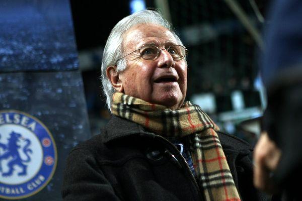 Michel Hidalgo à Marseille le 8 décembre 2010, l'OM reçoit Chelsea.