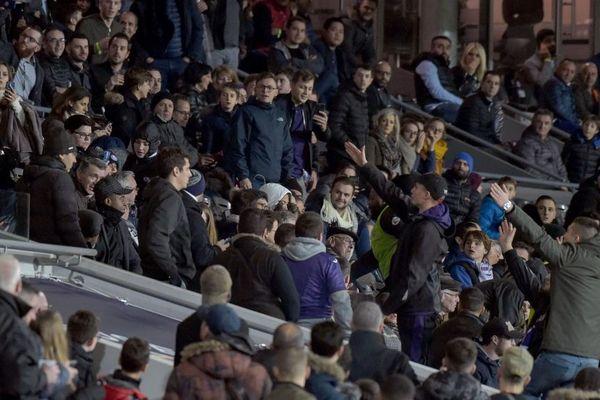 Après la colère parmi les supporters du Toulouse football club, c'est plutôt la résignation face à la perspective d'une relégation en Ligue 2.