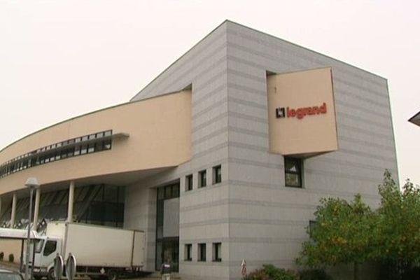 Le groupe Legrand, dont le siège est à Limoges, est implanté dans 70 pays.