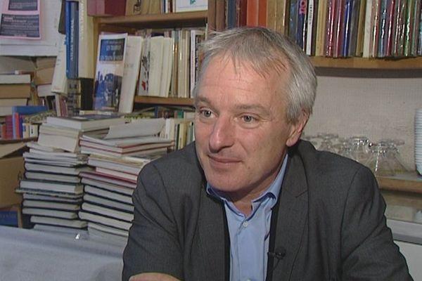 Élections régionales : Charles Fournier est la tête de liste d'Europe Ecologie Les Verts-Nouvelle Donne en région Centre-Val de Loire.