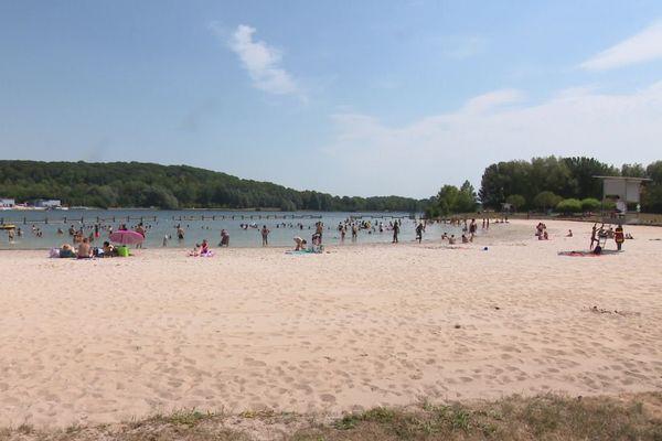 Les stages, les locations et la baignade sont suspendus jusqu'à nouvel ordre au plan d'eau du Canada