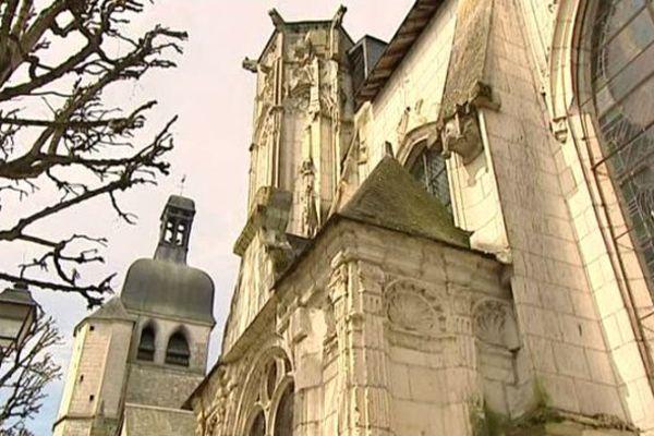 Blois, côté Vienne