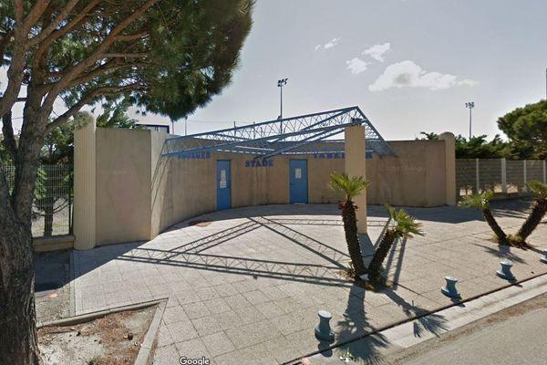 Stade de foot de Port-Saint-Louis-Du-Rhône