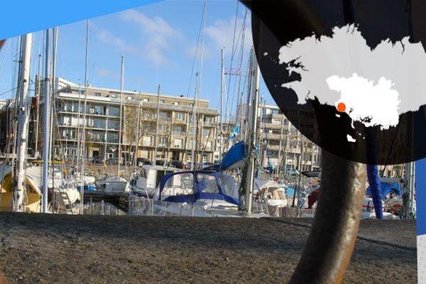 Douceur de vivre au port de plaisance de Lorient