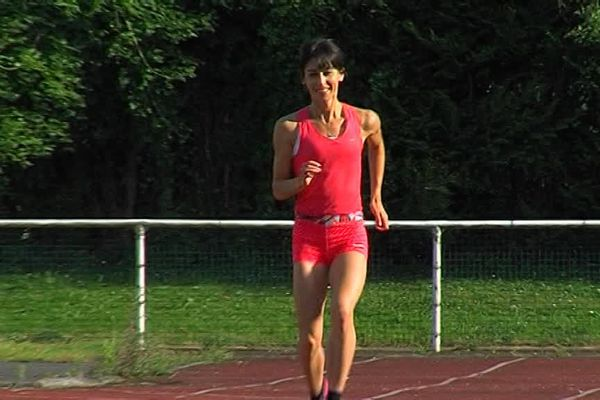 Sandra Beuvière (Athlétisme - 1500m)