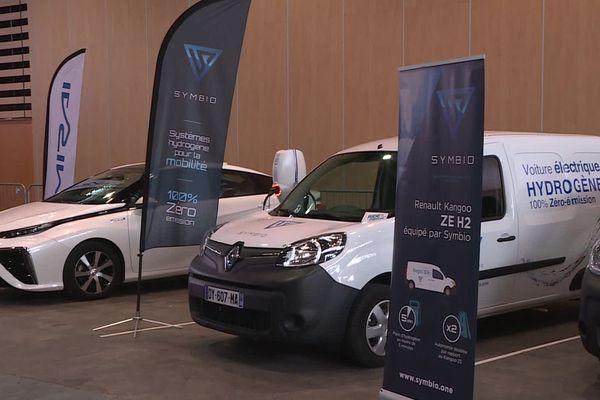 Les véhicules à hydrogène présentés à Lyon au salon EVS32