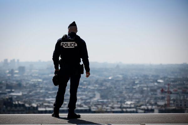 La préfecture de police a annoncé 6 600 policiers et gendarmes mobilisés pour mener des contrôles (illustration).