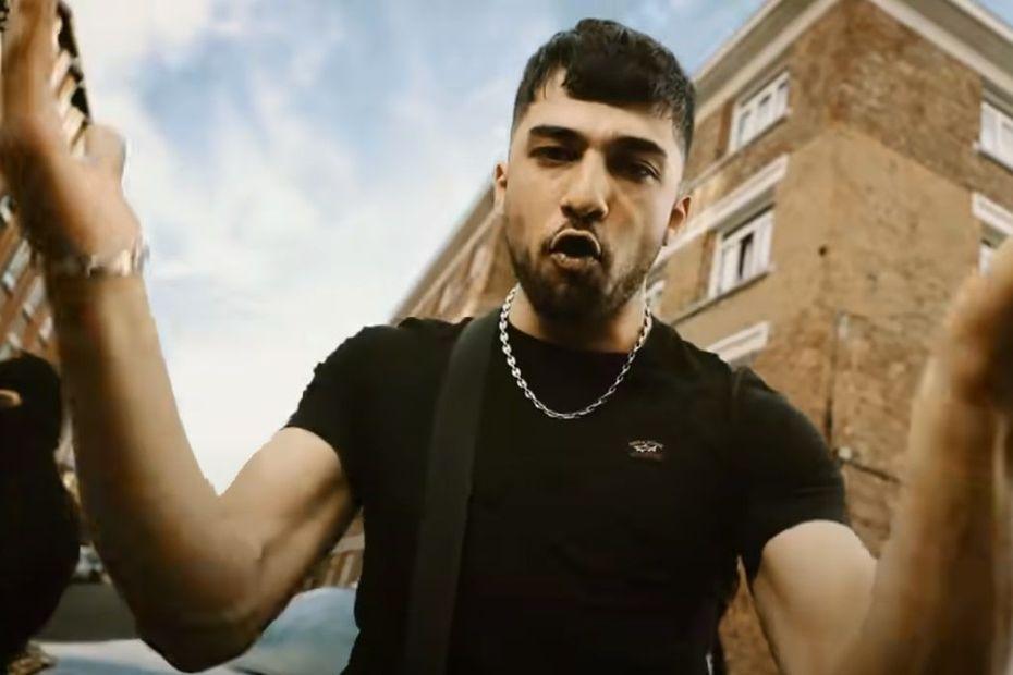 Roubaix : le rappeur du Nord ZKR en tête des ventes d'albums en France