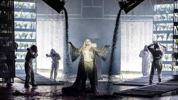 A Nancy, Alcina,  l'Opéra de Haendel n'aura été joué qu'une fois avant d'être annulé en mars