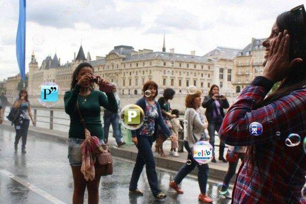 Des applications pour vous faciliter la vie à Paris.