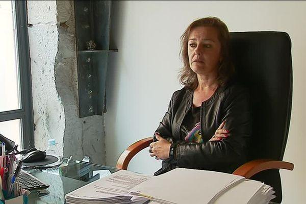 Me Anne Guillemaut est l'avocate de Y., qui sera a jugé pour l'agression de Marin.