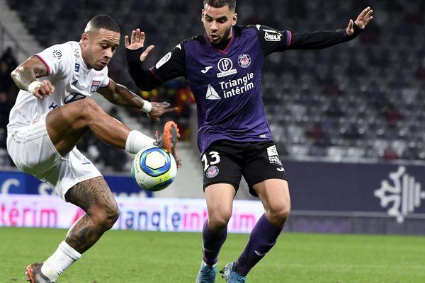 TFC/Lyon, le 2 novembre dernier, lors de la 12ème journée de Ligue 1