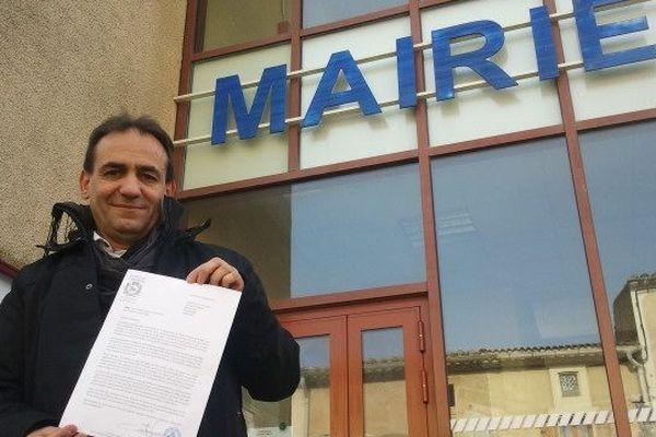 Le maire de Lasbordes a écrit à Manuel Valls