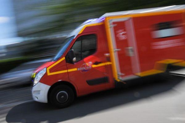 La victime de 92 ans a été transportée dans un état critique à l'hôpital de Purpan à Toulouse.