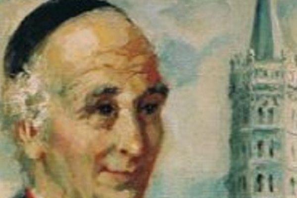Le père Garrigou, fondateur de la congrégation Notre-Dame de la Compassion.
