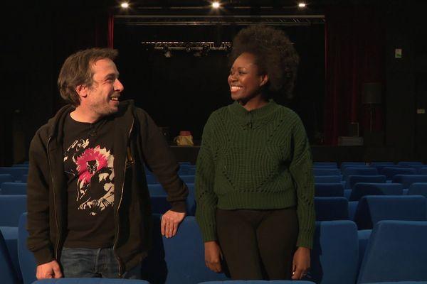 """Roukiata Ouedraogo présente son spectacle """"Je demande la route"""" dans plusieurs salles de la région"""