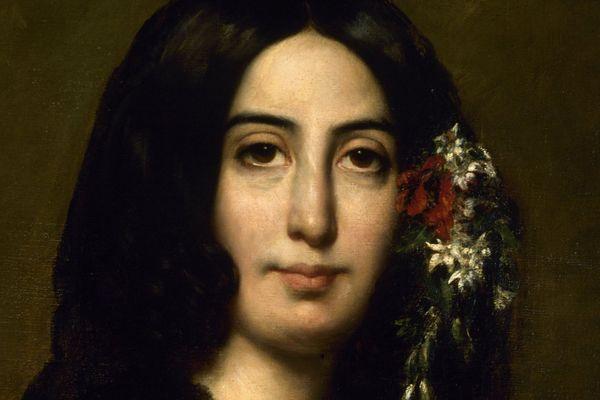 Portrait de George Sand.