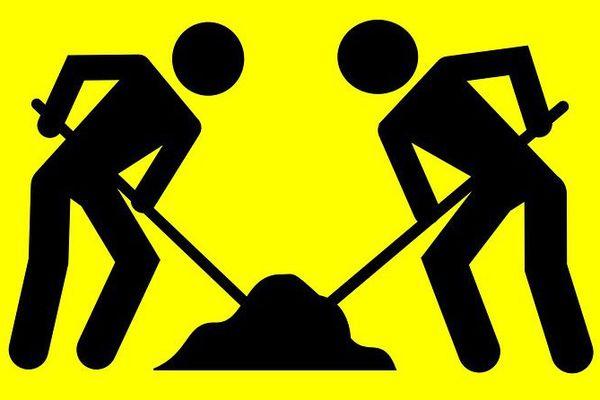 Redoublez de prudence aux abords du chantier !