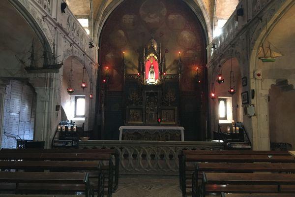 A Rocamadour, on vient prier la Vierge Noire