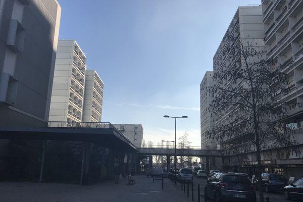 Le quartier des Aubiers à Bordeaux