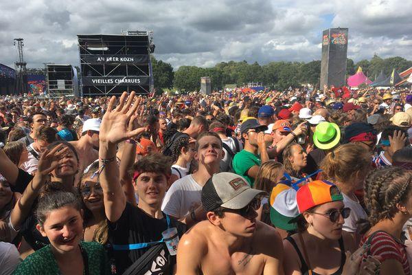 60.000 festivaliers le jeudi, 70.000 les autres jours, un bilan positif pour les organisateurs des Vieilles Charrues