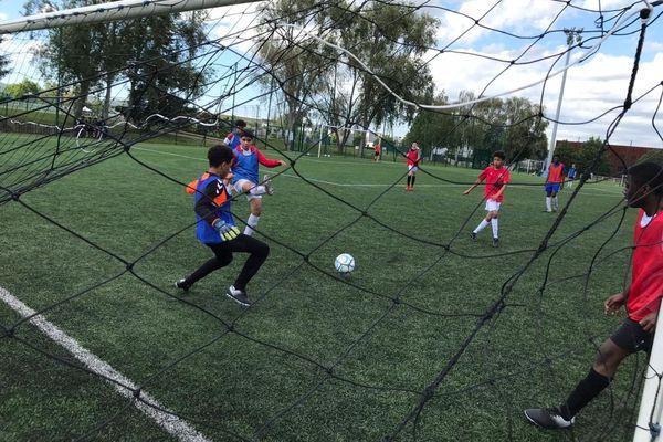 A Clermont-Ferrand, au club de l'AS Saint-Jacques, les plus jeunes ont repris début septembre les entraînements. (Photo d'archives)