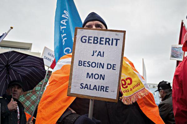 L'usine Allia, racheté par Geberit, devrait finalement sauver des emplois notamment grâce à des mutations dans le Loir-et-Cher.