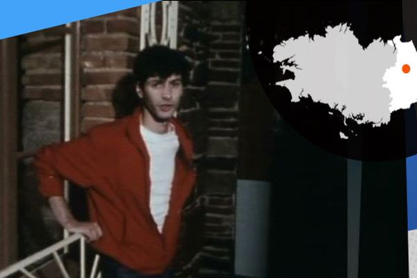 Etienne Daho, invité pour la 2ème édition des Transmusicales de Rennes en 1979