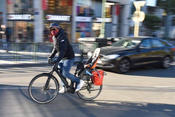 Le vélo en ville, une alternative à la voiture